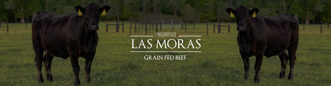 Las Moras Grain Feed Beef